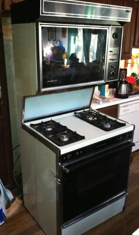 GE-Oven